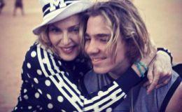 Сын Мадонны отметил день рождения внутри вулкана