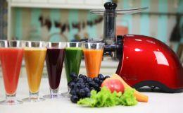 Свежевыжатый сок – лучший источник витаминов осенью