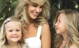 Фламенко на троих: Наталья Ионова станцевала с дочками