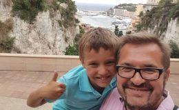 Европейские каникулы: Александр Пономарев показал новые фото с сыном