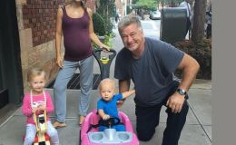 Алек Болдуин показал смешное видео с дочкой: папина девочка