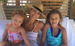 Дочь Джессики Альбы покорила сеть забавными селфи из Snapchat