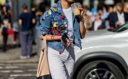 Модные тенденции осени 2017 : 9 главных джинсовых трендов