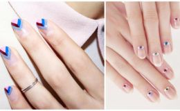 Модный маникюр осень 2016: 15 трендов для коротких ногтей