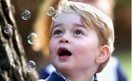 Как одевают королевских детей: неповторимый стиль принца Джорджа