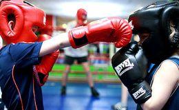 Секции бокса для детей в Киеве