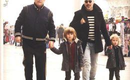 Мадонна, Элтон Джон и Лив Тайлер отправили детей в школу: посмотрите, на звездных школьников!