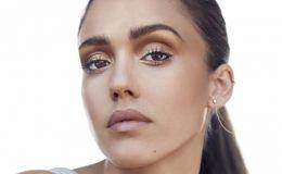 Звездная мама Джессика Альба рассказала, как сделать макияж за 10 минут