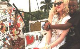 Мадонна отпраздновала день рождения младшего сына