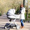 Детская прогулка осенью: основные правила для грудничков