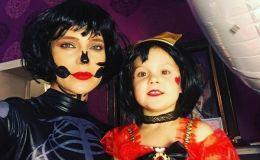 Как звездные мамы готовятся отметить Хэллоуин