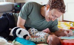 Дочка Марка Цукерберга сказала первое слово, и это не мама
