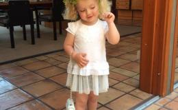 Дочь Аллы Пугачевой и Максима Галкина растет настоящей красоткой