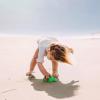 Если в глаза попал песок: первая помощь ребенку