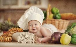 Готовим вместе с детьми: 7 причин привлечь ребенка к кухне