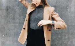 С чем носить водолазку: 10 стильных идей для осеннего образа