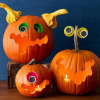 Хэллоуин 2017: 5 креативных идей декора из тыквы