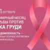 Рак груди: основные факторы риска
