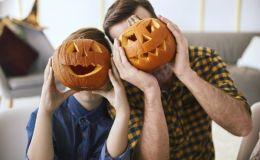 Готовимся к Хэллоуину: 10 идей декора из тыквы