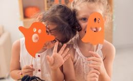 Хэллоуин. Ребенок боится праздника: что делать?