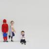 Хэллоуин 2017: 5 ярких детских образов без затрат