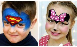 Детский макияж на Хэллоуин 2018: 6 идей, как разукрасить лицо (ВИДЕО)