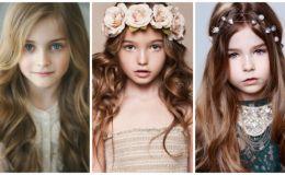 Недетская красота: 15 девочек-моделей с взрослыми лицами
