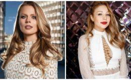 Ольга Фреймут и Тина Кароль удивили одинаковыми платьями за 14 тысяч гривен