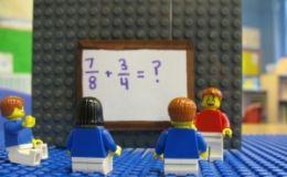 Как объяснить ребенку математику: учим азы с конструктором Lego