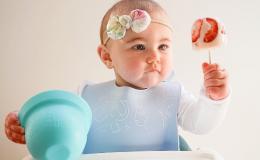 Арахисовая паста и грибы до года: особенности первого прикорма в США