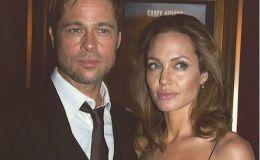 Развод Брэда Питта и Анджелины Джоли: Брэд Питт отметил Рождество с детьми