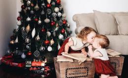 7 советов, которые помогут сохранить режим дня ребенка в новогодние праздники