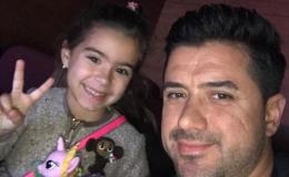 Папина копия: Муж Ани Лорак показал 5-летнюю дочь