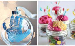 Новогодние подарки для бабушки своими руками: 7 креативных идей
