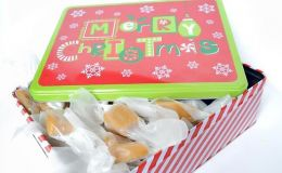 Новогодние ириски за 15 минут: быстрый рецепт подарочного десерта