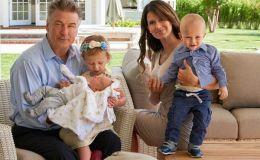 Жена Алека Болдуина показала трогательное фото детей