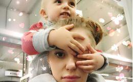 Сыну Славы Каминской —  2 года: необычное поздравление от знаменитой мамочки