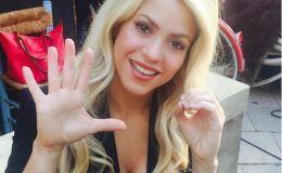Шакира показала всю свою семью