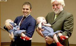 Фото сиамских близнецов, которых разделили в этом году, покорило сеть
