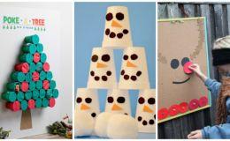 Зимняя вечеринка для детей: 8 лучших домашних конкурсов