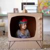 7 детских игрушек, которые можно сделать из картонной коробки