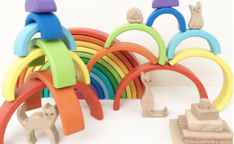 Деревянные игрушки для детей: гид по возрастам