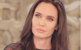 Жизнь продолжается: Анджелина Джоли впервые заговорила о разводе с Брэдом Питтом