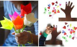 Готовимся к 8 марта: 6 идей подарков своими руками для любимой мамочки