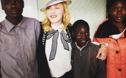 Мама в шестой раз: Мадонна усыновила 4-летних девочек-близнецов