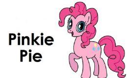 Пошаговый рисунок пони из мультфильма «Мой маленький пони»
