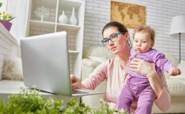 Научный парадокс: работающие мамы здоровее домохозяек!