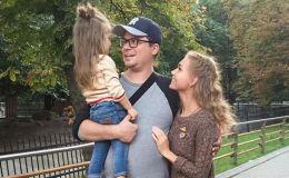 Кристина Асмус показала трогательное видео с дочкой и мужем