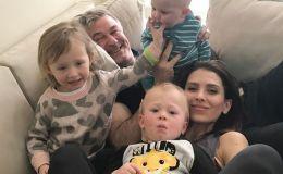 Очаровательная семейка: Алек Болдуин вывел в свет жену и детей