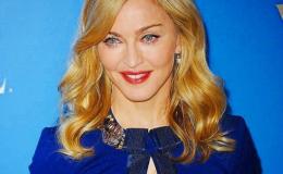 Мадонна показала удочеренных девочек близнецов: первый день в школе